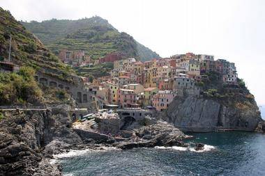 Cinque Terre, an example of a sustainable agroecosystem