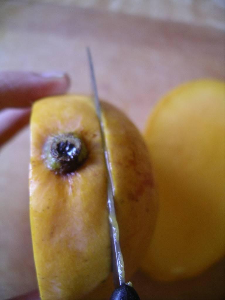 How To Cut A Mango Chef Heidi Fink