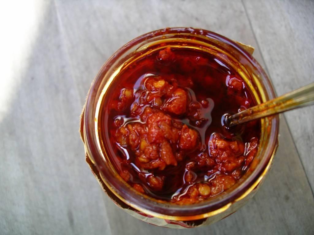 Fire's Love hot sauce