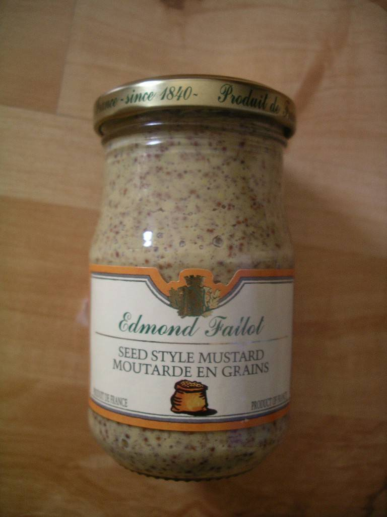 seedy mustard