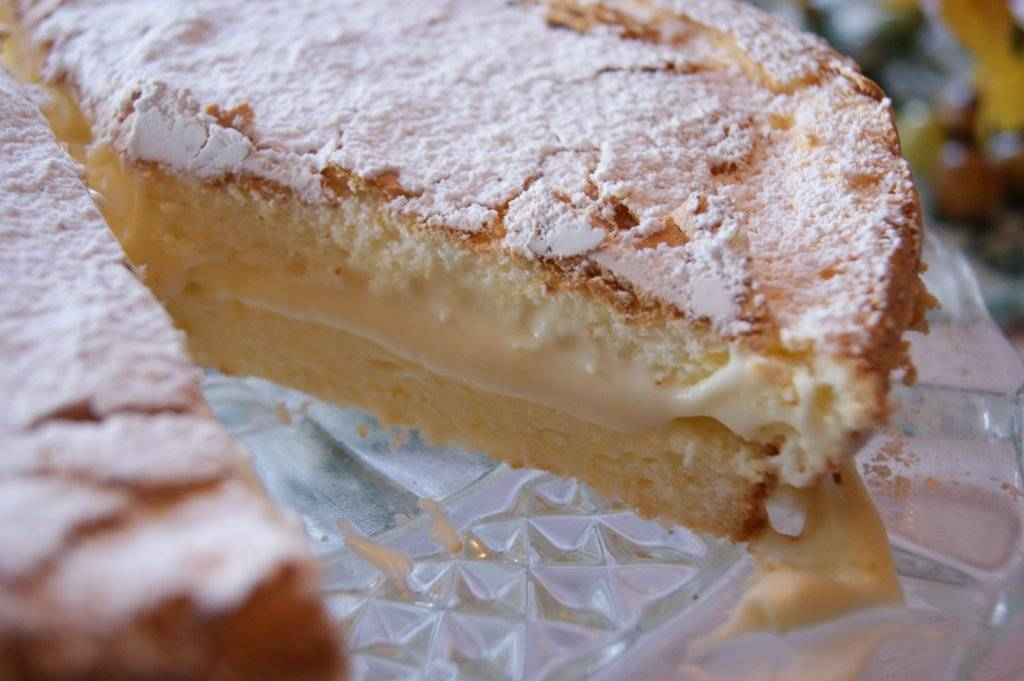 Lemon Feather Cake Canadian Living
