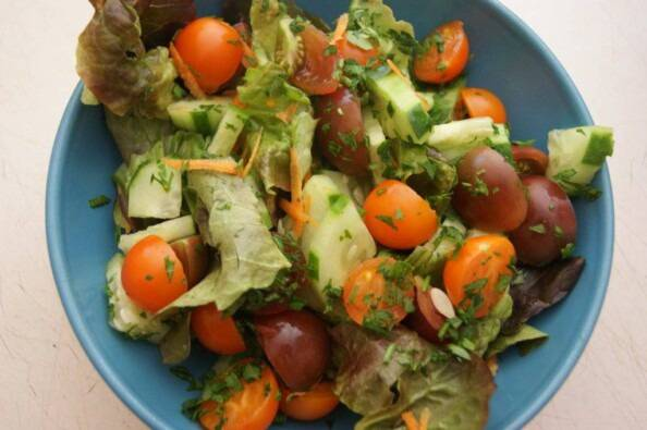 Moss Street Market Salad