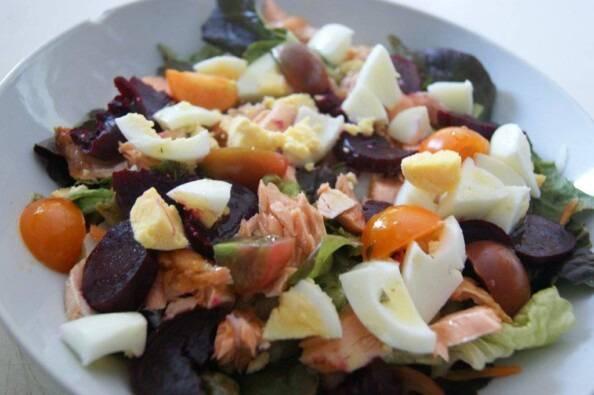 Summer Salad Meal