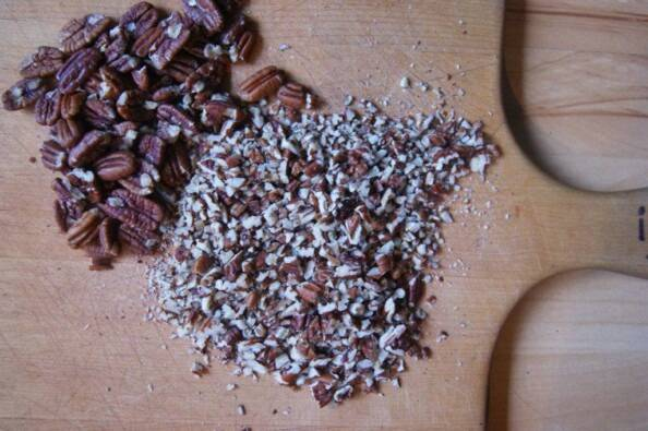 Chopped Baby Pecans