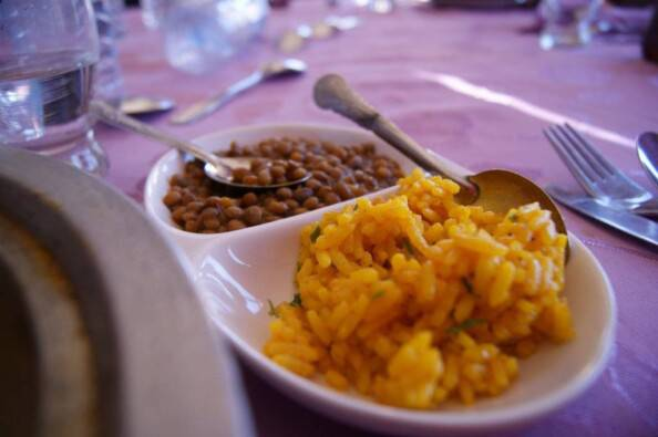 Lentils in Morocco