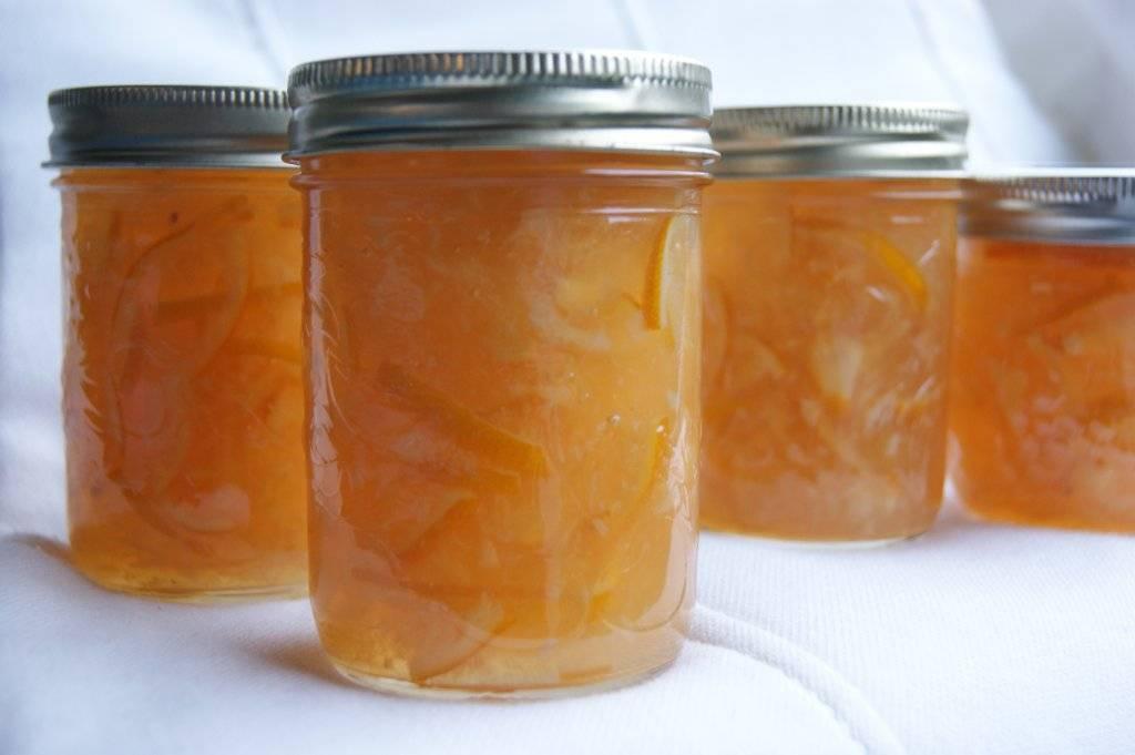 Meyer Lemon Marmalade | Chef Heidi Fink