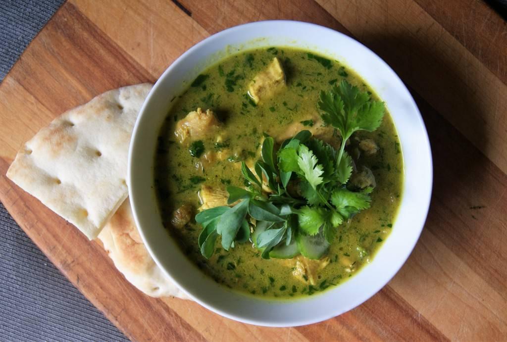 Methi Murgh - Chicken in Fenugreek Curry – Chef Heidi Fink