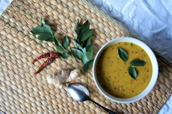 South Indian Dhal