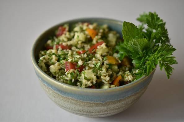 Freekah Tabbouli Salad