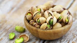 fresh crop pistachio