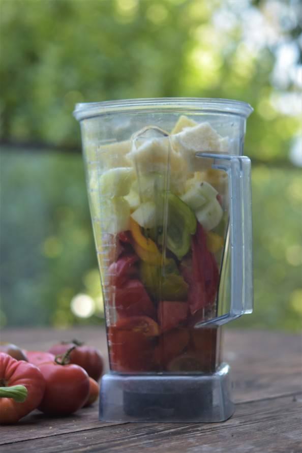 blender gazpacho