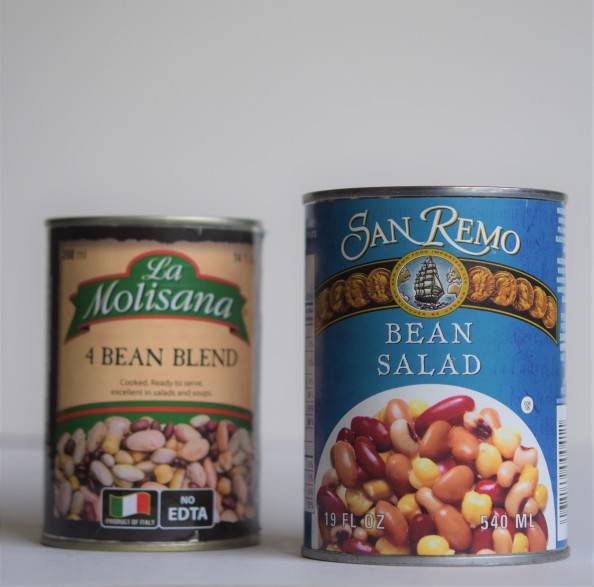recipe for canned bean medley