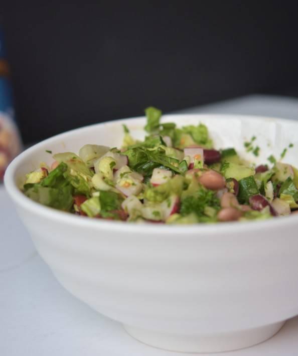 Delicious Quick Bean Salad