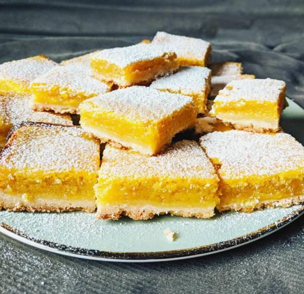perfect lemon squares